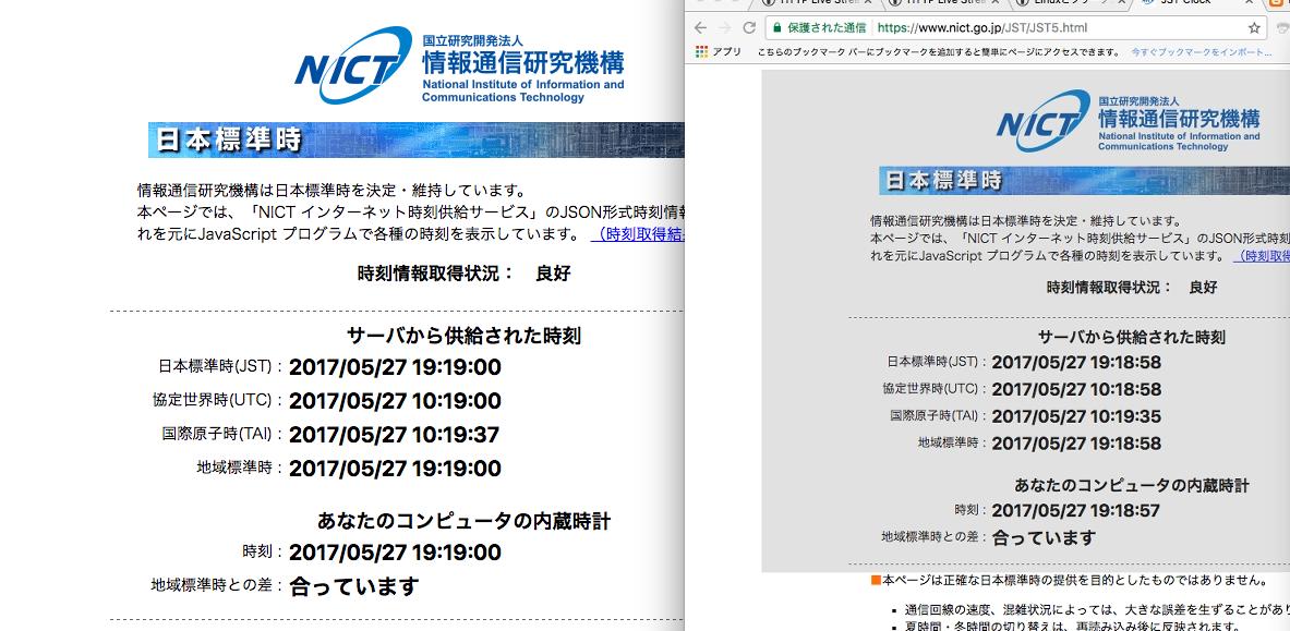 haniokasaiのドキドキlinux: nginxでライブストリーミング