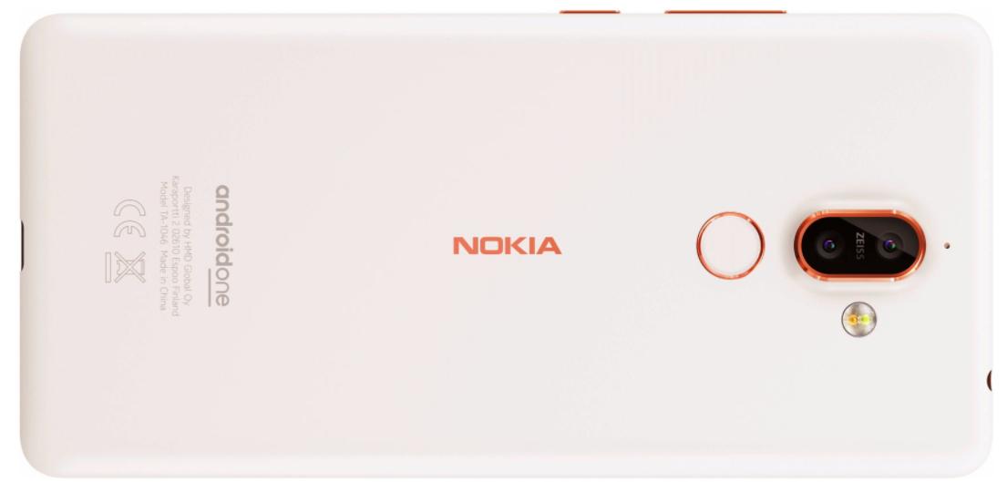 Nokia 7 Plus, Nokia 7+
