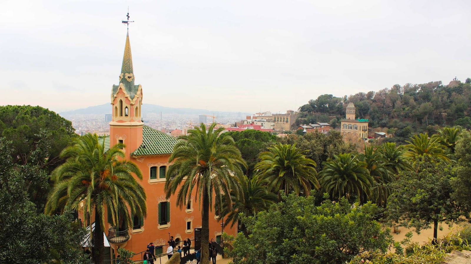 Things to do in Barcelona Park Guell