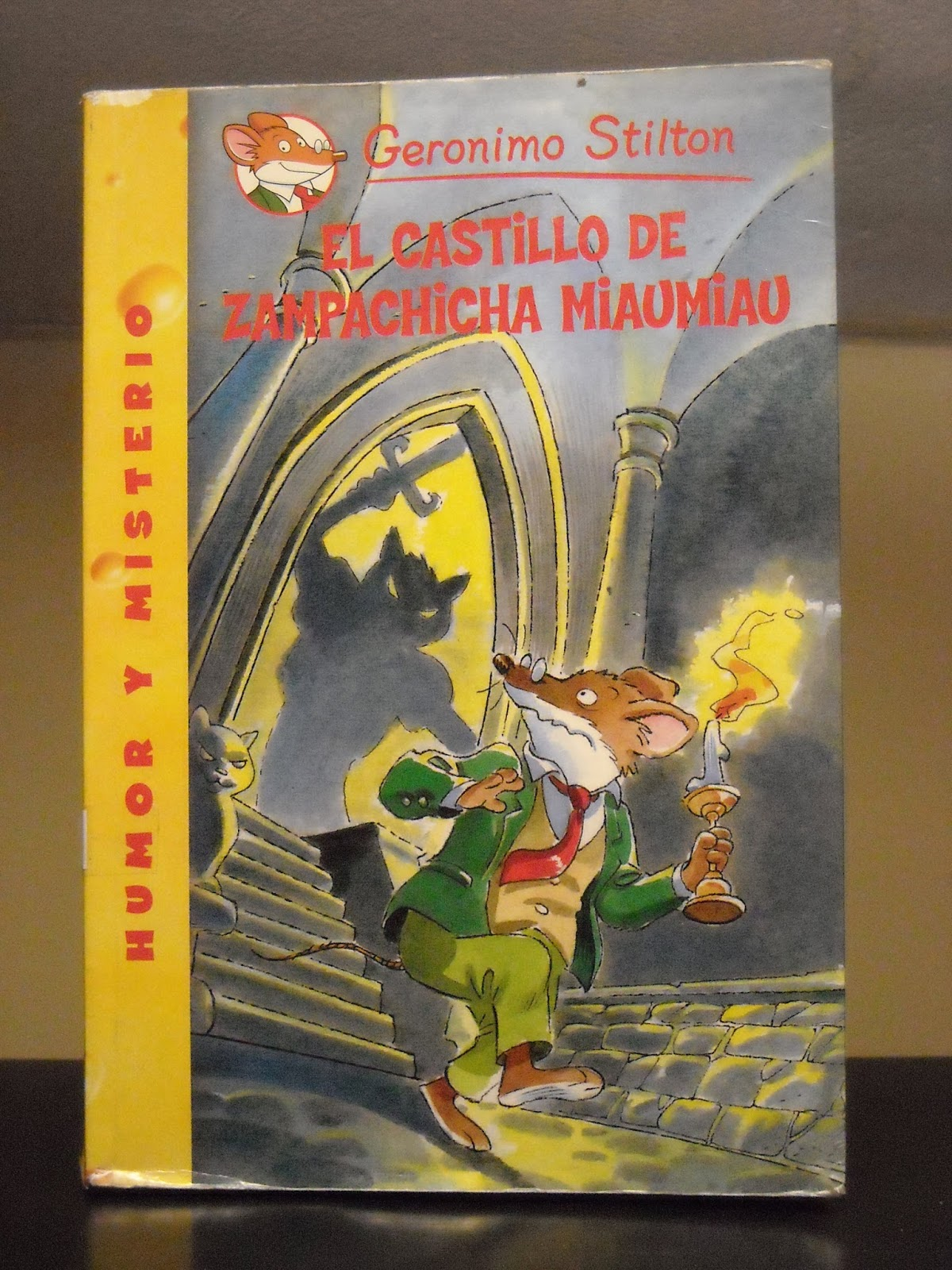 Geronimo Stilton Libro 1 Aizen Trade Libro Coleccion Geronimo Stilton