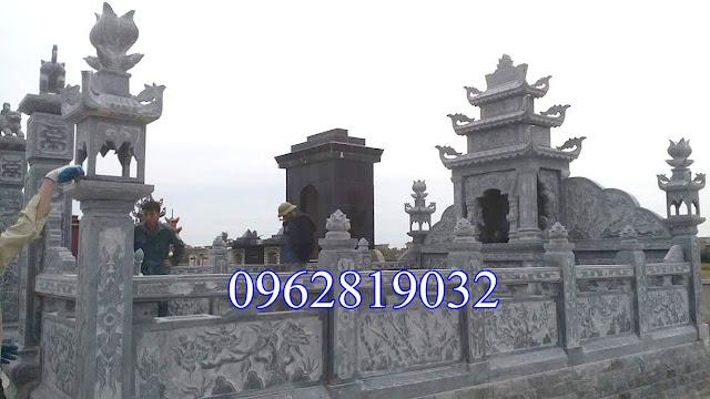 Sản phẩm cần bán: Lăng mộ đá xanh khối đẹp nhất Việt Nam Lang-mo-da-03