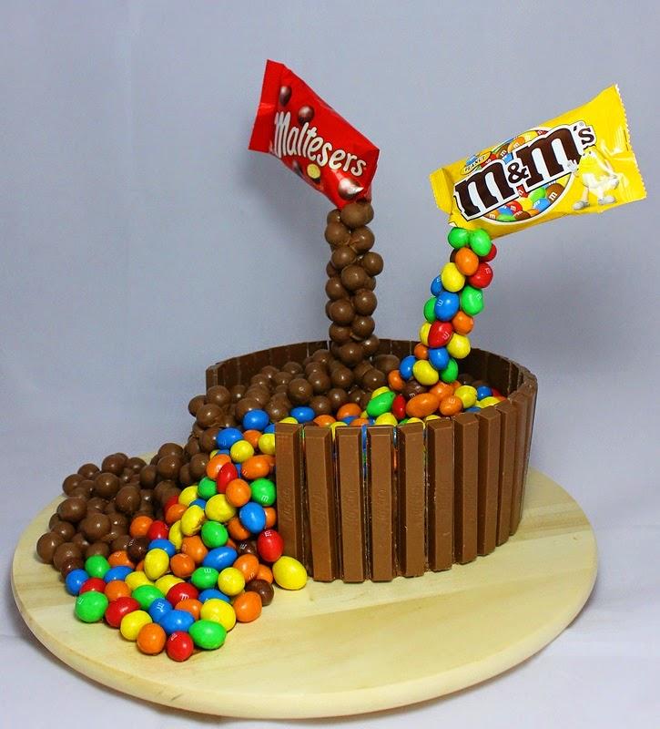 Kitkat Kuchen Chefkoch Elegant Hier Kommt Ein Trtchen Welches Ich