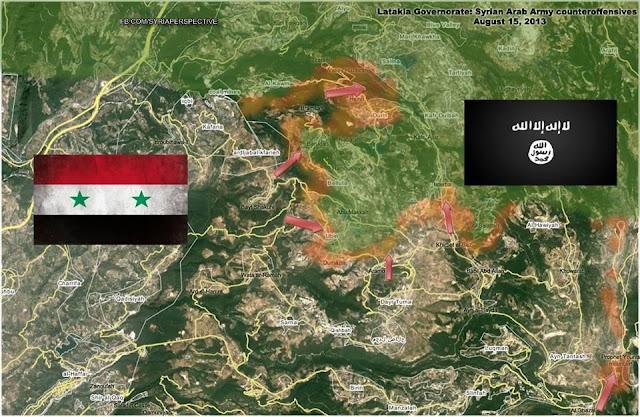 Latakia - Latakia Updated Battle Map 1