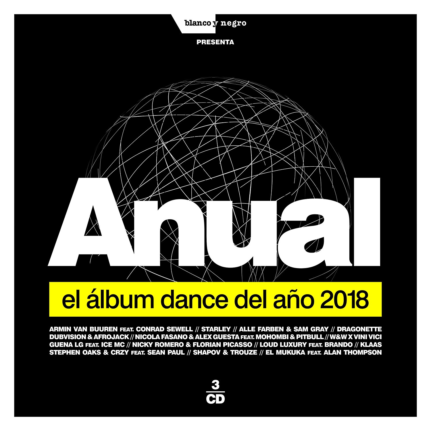 "Anual ""El Album Dance Del Año"" [3CDS]"
