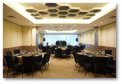 suasana meeting rooms di hotel Best Western Premier The Hive