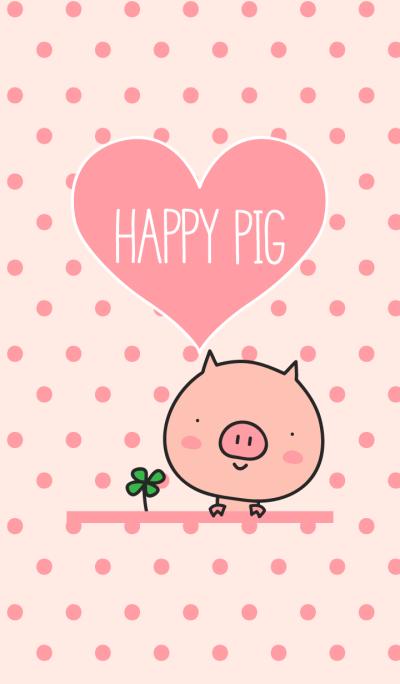 Happy Pig.