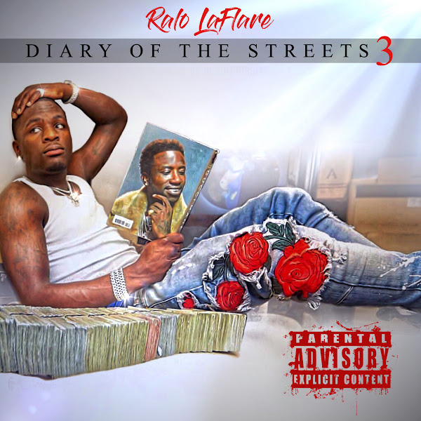 Ralo - Diary of the Streets 3 Cover