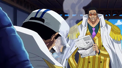 One Piece Episode 883 English Subbed