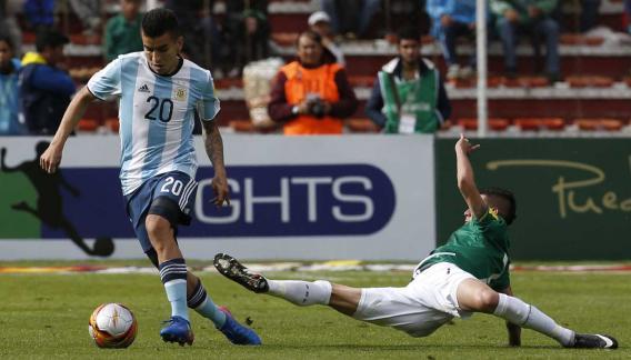 fecha 14 bolivia 2 argentina 0 - imagenes seleccion argentina de futbol