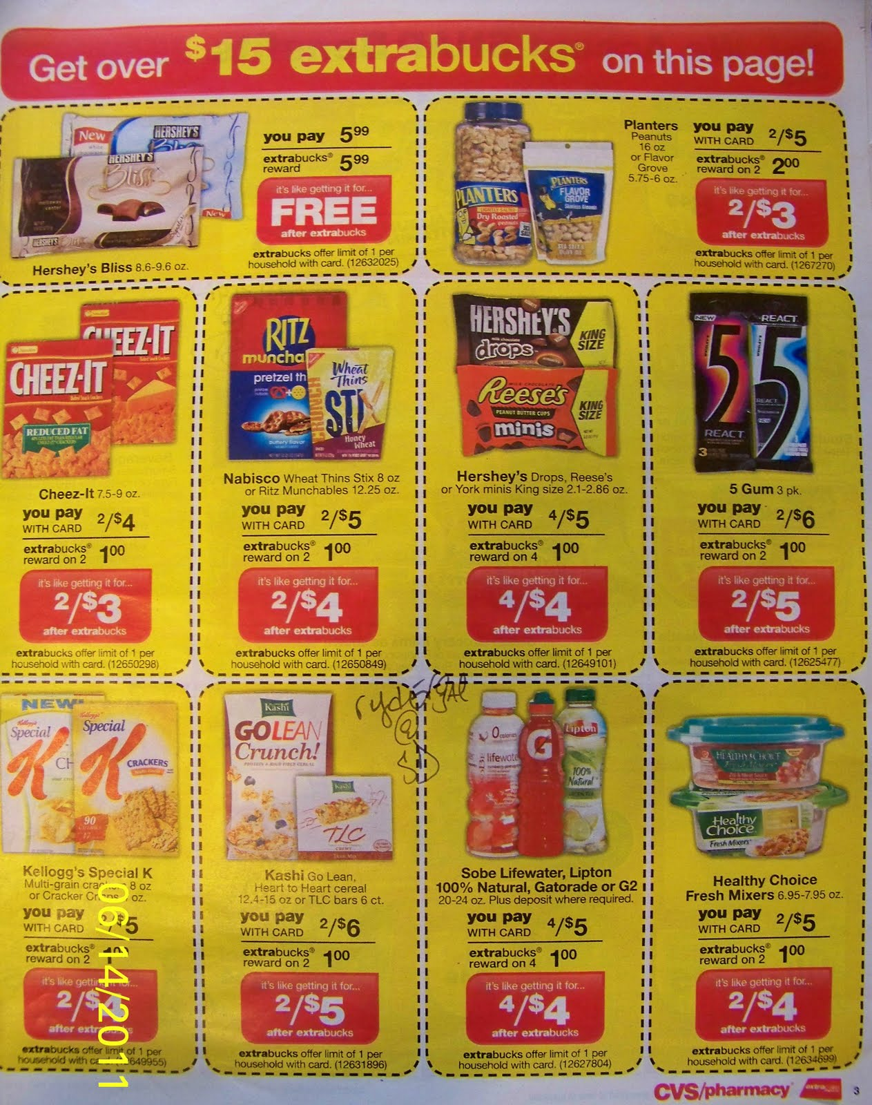 Simply CVS: CVS Ad Scan Preview for the Week of 6/19/2011
