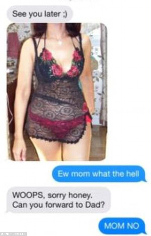FAIL: These Girls Were Busted After They Sent Their Private Photos To Their Parents By Mistake!