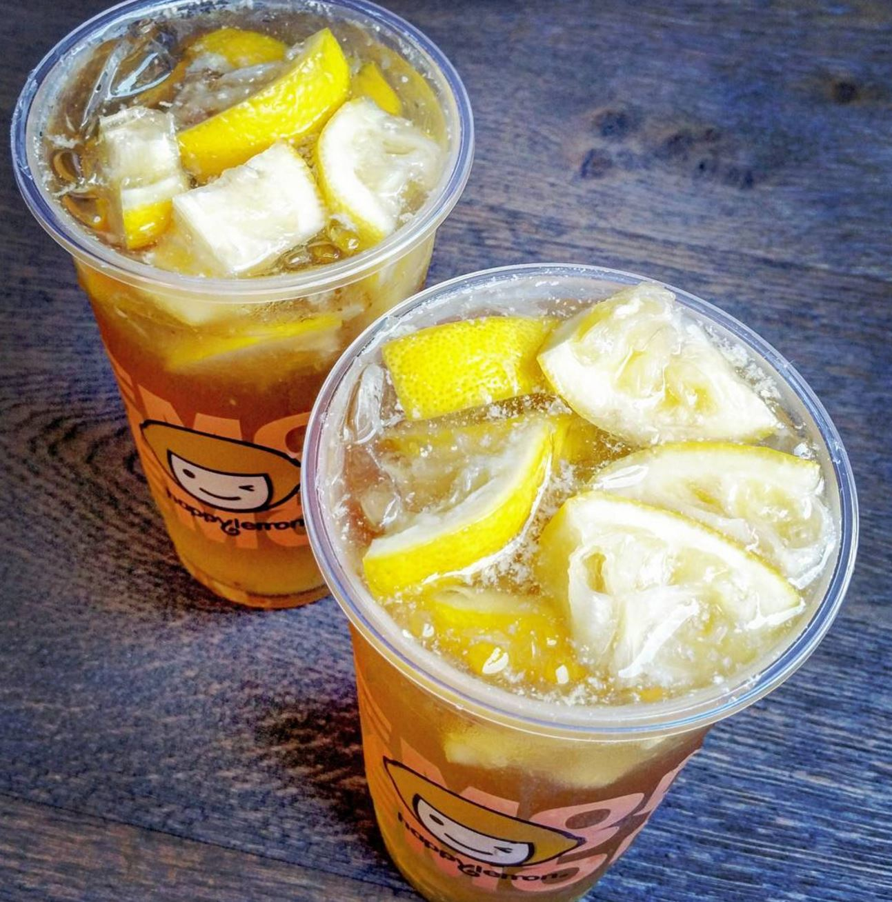 Ends April 16 | Bogo Free Freshly Squeezed Lemon Teas From Sunmerry Bakery
