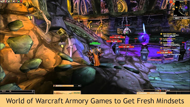 World of Warcraft Armory Games to Get Fresh Mindsets