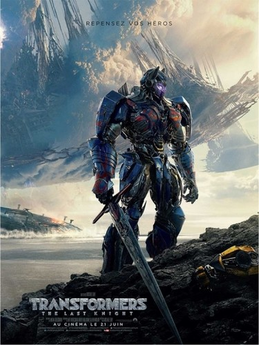 Transformers the Last Knight (2017) [1080p 60 FPS] [Latino – Ingles]