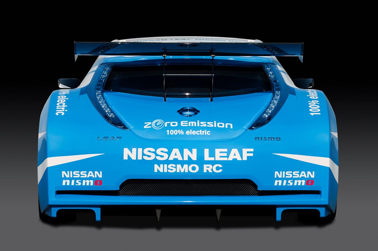 Nissan Leaf Nismo Rc Autorend