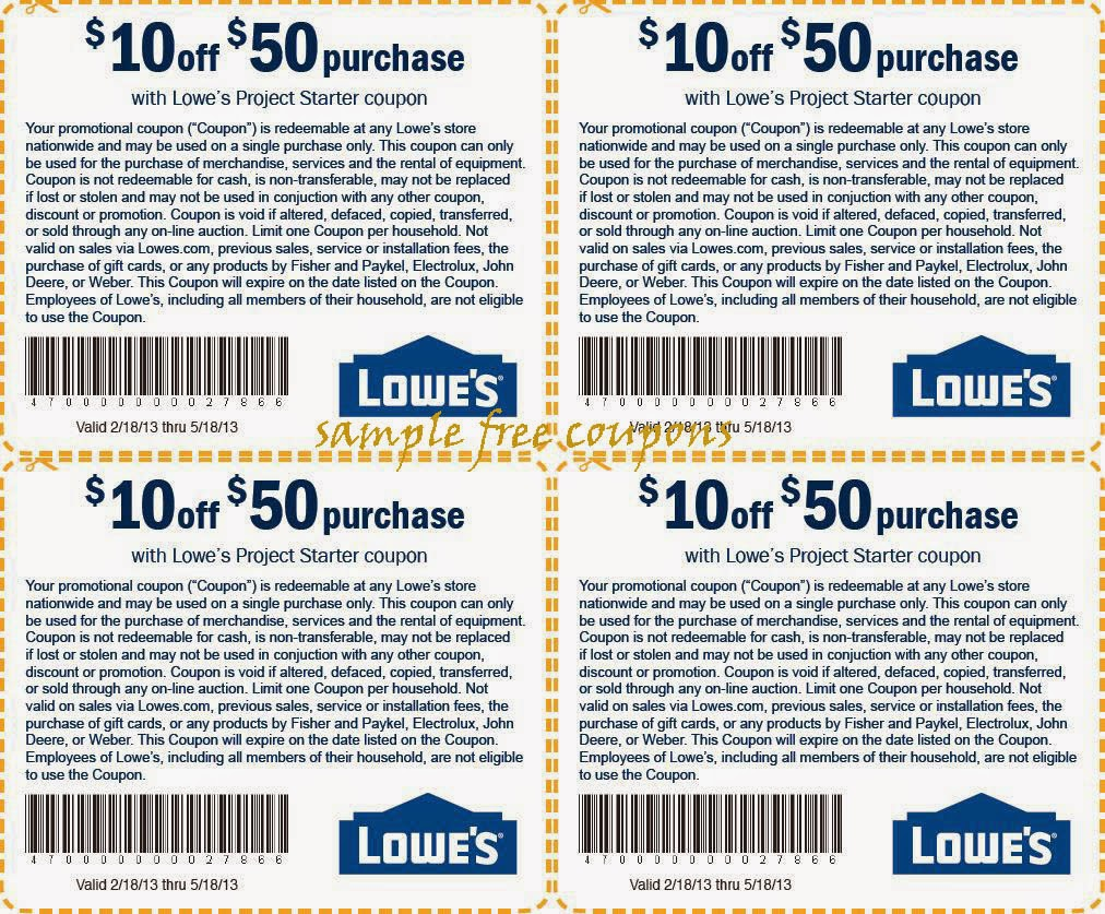 picture about Lowes 10% Printable Coupon identified as Lowes coupon on the net : Jegs reward certification code