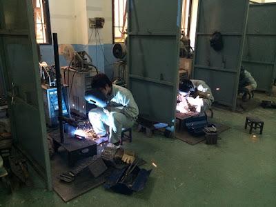 Tuyển 20 nam hàn bán tự động đi xuất khẩu lao động Nhật Bản