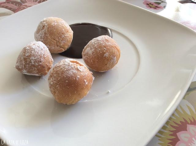 castagnole-con-chocolate