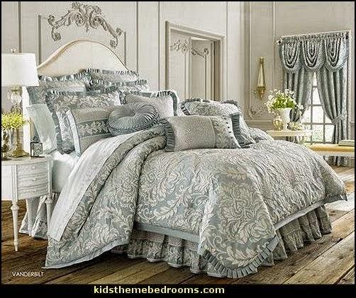 Decorating Theme Bedrooms Maries Manor Luxury Bedding