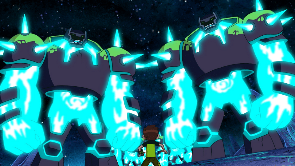 Ben 10 Season 2 Finale Summary and Picture