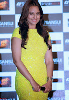 Sonakshi Sinha HQ Pics in Short Black Dress ~  Exclusive 11.jpg
