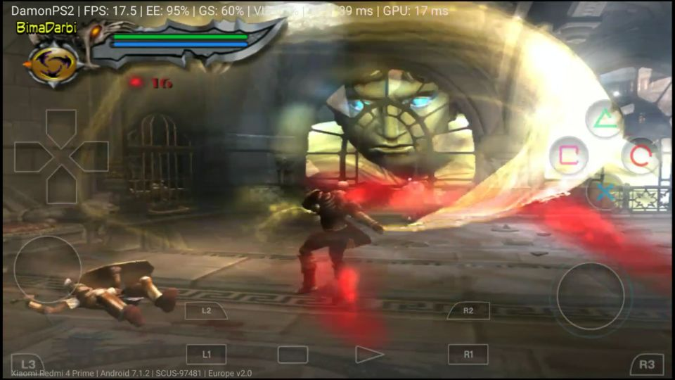 GOD OF WAR 2 PS2 ANDROID GAME 200MB HIGHLY COMPRESSED - GAMESMANIA