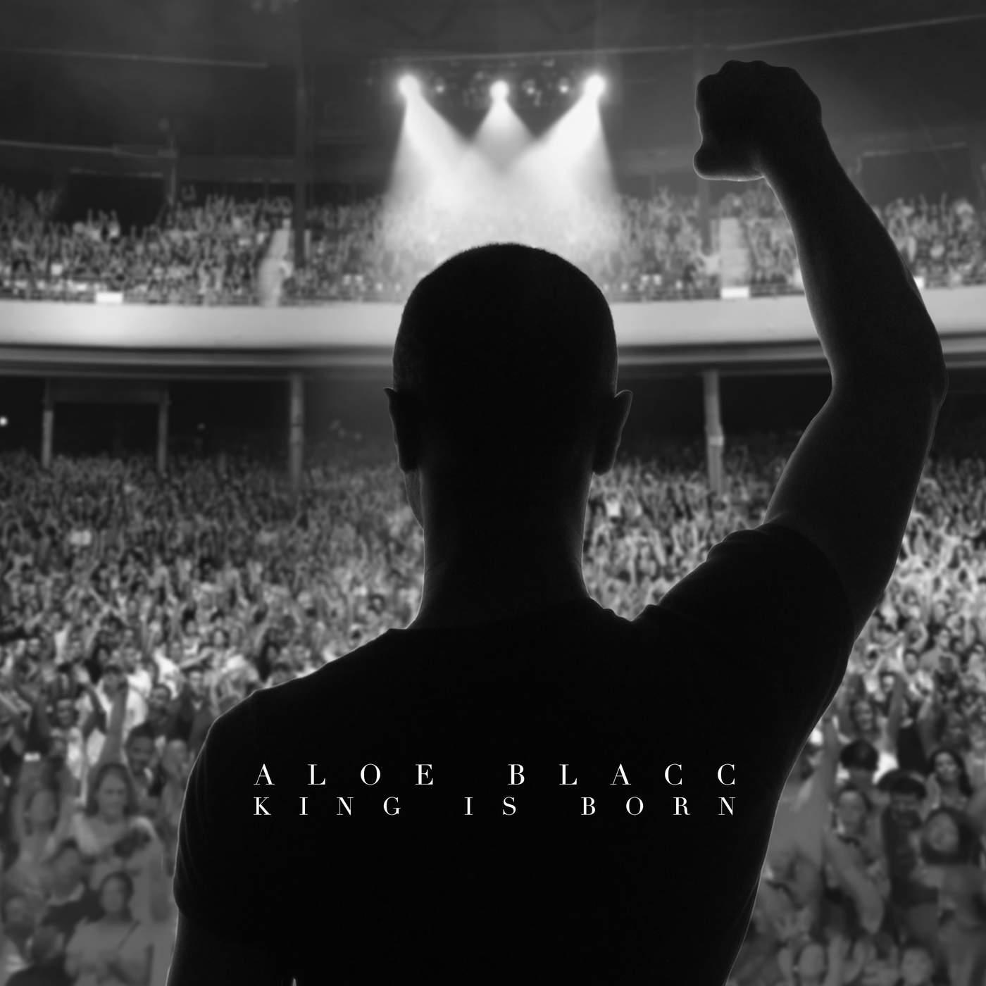 Aloe Blacc - King Is Born - Single Cover