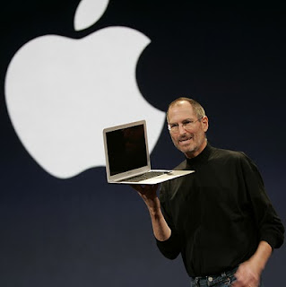 """Pendiri Apple """"Steve Jobs"""""""