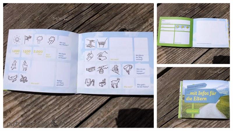 Vorschau Gipfelbuch Tourenbuch