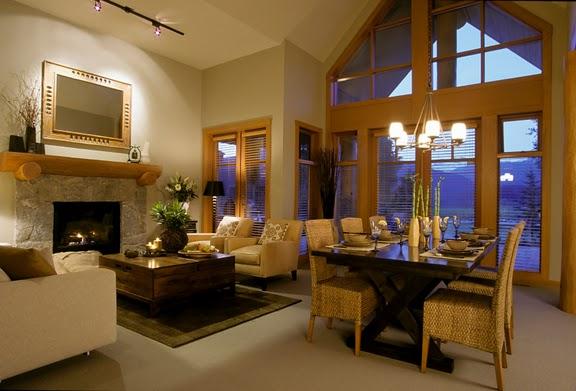 Great Room Ideas: Attractive And Elegant Living Room Design Ideas