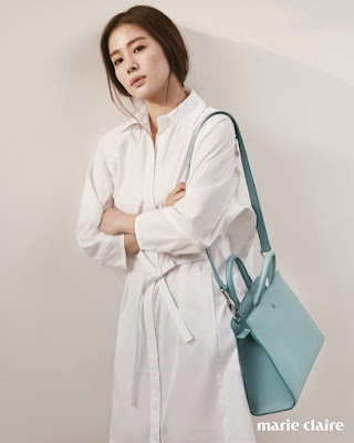 Kim Hyun Joo - Marie Claire Magazine February Issue 2016