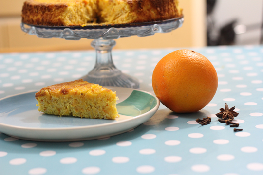 Gluten free orange cake recipe http://www.archieandtherug.com/2013/06/saville-orange-almond-cake.html