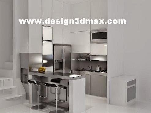 Jasa Desain Dapur Alumunium Stainless Steel