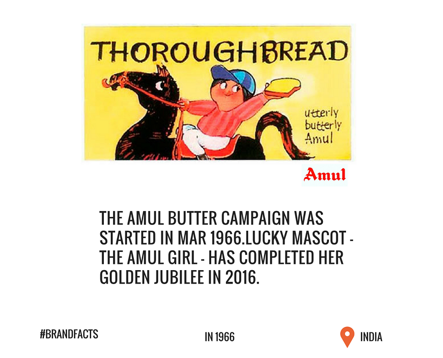 amul butter campaign