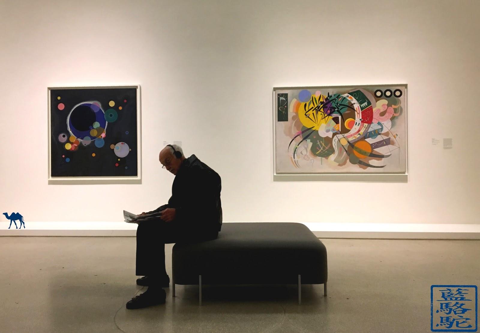 Le Chameau Bleu - Voyage à New York - Musée à faire absolument