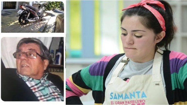 Denuncian que Samanta de #BakeOffArgentina fue acusada de homicidio culposo