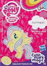 My Little Pony Wave 12B Fluttershy Blind Bag Card