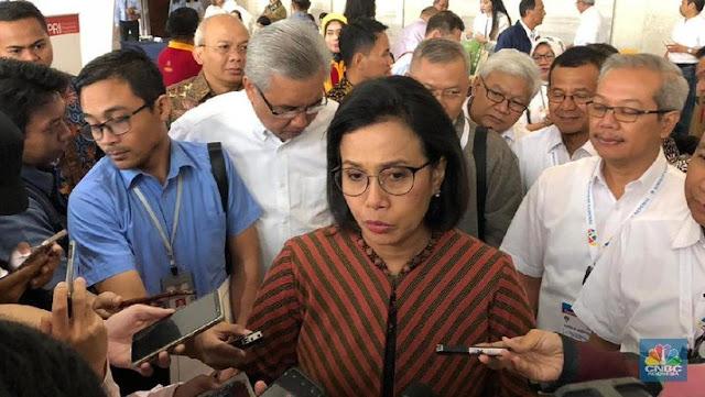Sri Mulyani Sebut Indonesia Tidak Kuat Beradaptasi di Tengah Perekonomian Global