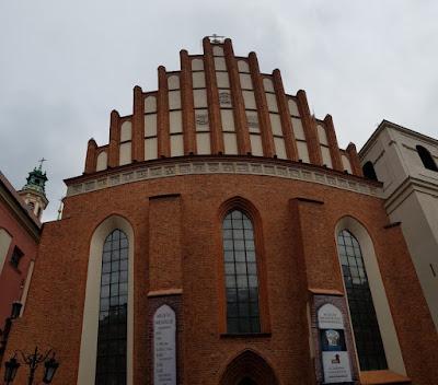 Catedral de San Juan varsovia