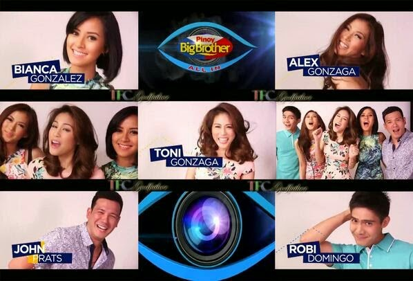 PBB All In hosts