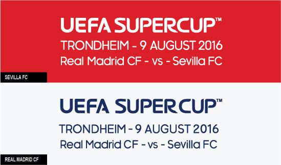 UEFA Detail: UEFA Super Cup 2016 Final Match Details : Timix Patch