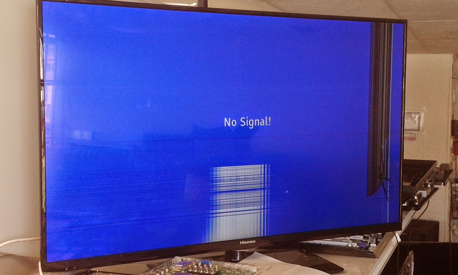 Hisense Tv Backlight Failure