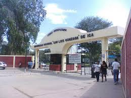 Emitirán constancias de autenticación de firmas a egresados de la Universidad Nacional San Luis Gonzaga de Ica