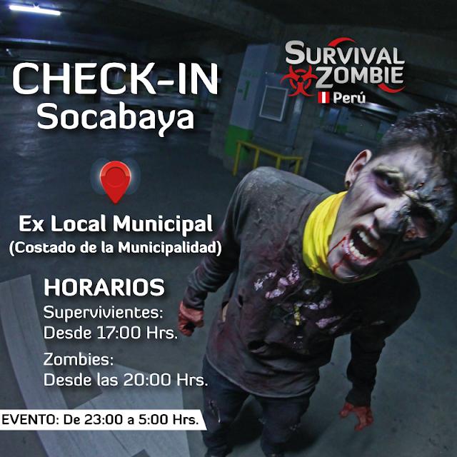 Survival Zombie Socabaya