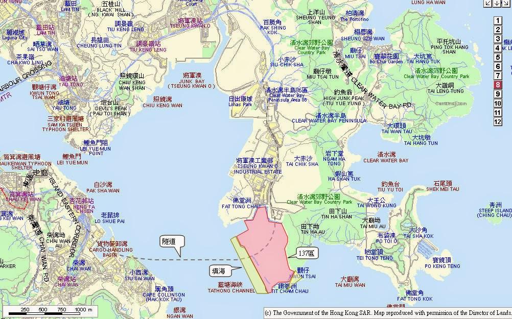 荷語橋說: 香港土地發展建議之二