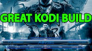sci-fi build kodi
