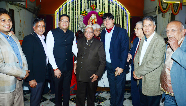 Sai Bhajan by Shailendra Bharti on 83th birthday of Motilal Gupta