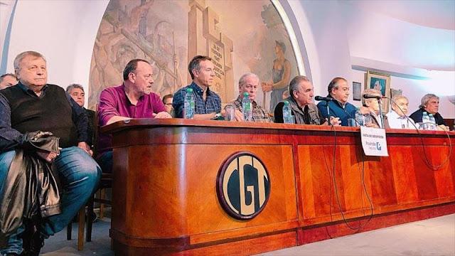 Sindicatos a Macri: sin solución, no habrá tregua en protestas