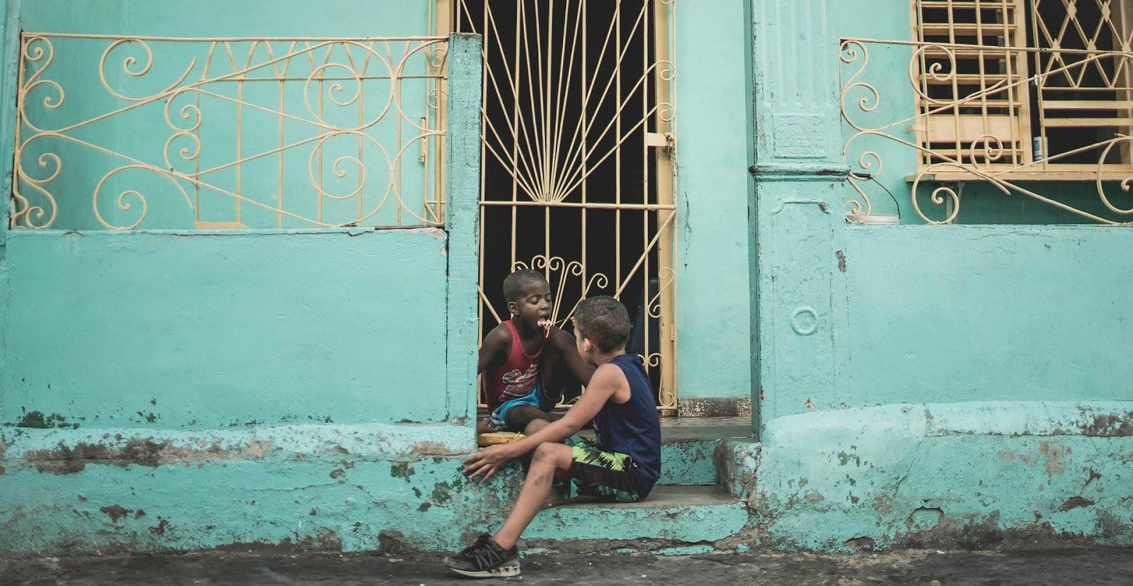 Chuyến du hành ngược dòng thời gian trên đất nước Cuba