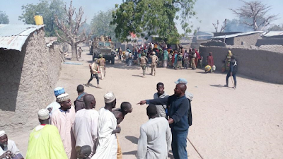 Graphic Photos: Army recounts their successful operations against Boko haram